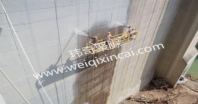 貴州北盤江馬馬崖一級水電站大壩土建工程.jpg