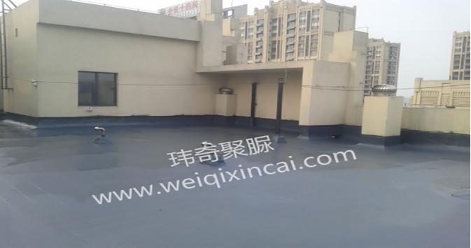 中铁国际城屋面