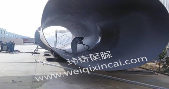 宁夏中卫市储水罐喷涂聚脲防腐